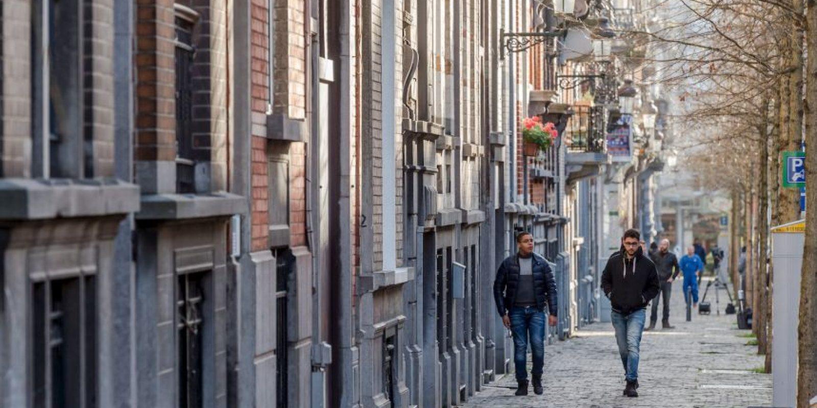 Las autoridades de Bélgica encontraron restos de explosivos, cinturones y una huella dactilar de Salah Abdeslam Foto:AP