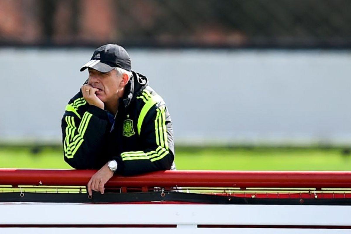 Quien ocupa la presidencia de la UEFA de manera interina es el español Ángel María Villar. Foto:Getty Images