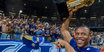 En 2014 jugó con el Cruzeiro, su último club profesional Foto:Getty Images