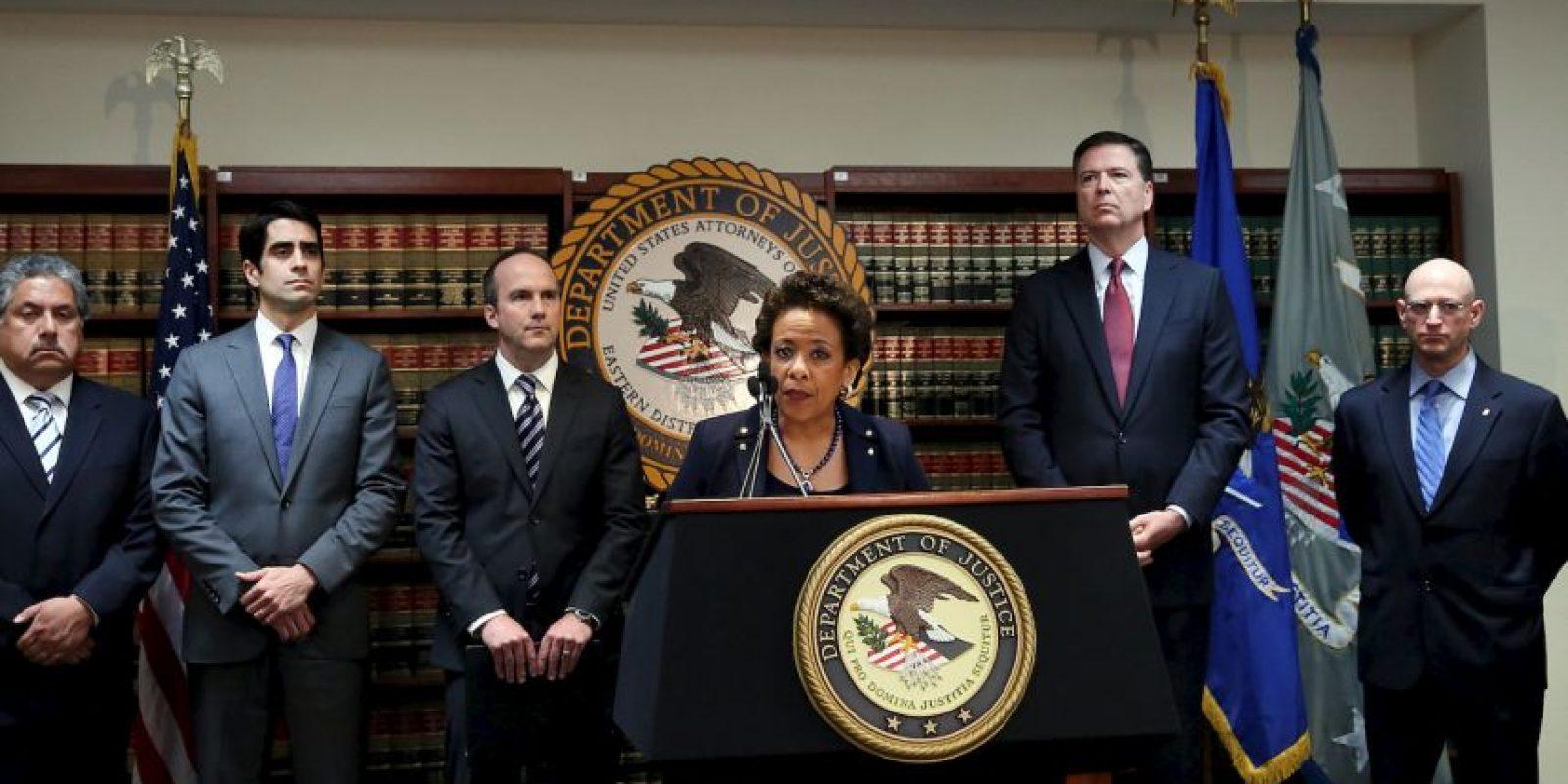 """El FBI abrió una investigación por fraude, corrupción y lavado de dinero contra varios altos mandos del organismo, provocando grandes cambios en la organización. A continuación, los directivos """"caídos"""" tras el """"FIFA Gate"""". Foto:Getty Images"""
