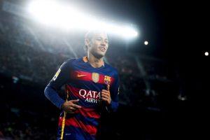 El brasileño sube su nivel año con año y este 2015 mostró que puede estar al nivel de Messi y Cristiano Ronaldo. Foto:Getty Images