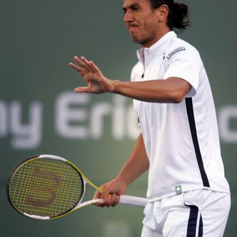 Se retiró del tenis en 2010. Foto: Getty Images