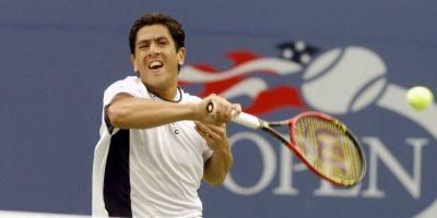 En este periodo de tiempo ganó un torneo Masters 1000 (Canadá 2002). Foto:Getty Images