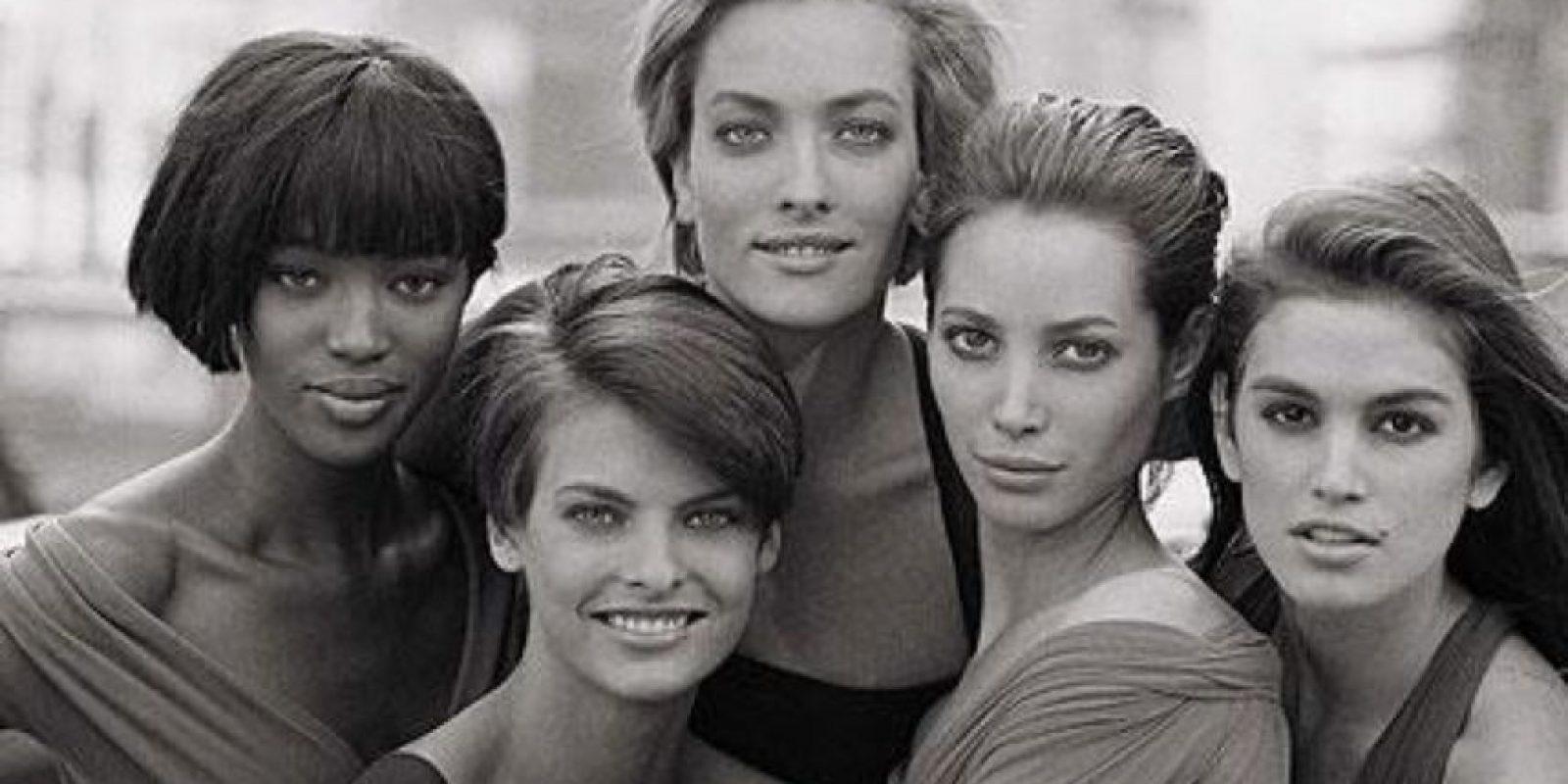 Además son famosas en el mundo del espectáculo. Foto:vía Vogue