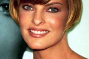 También se hizo famosa por sus romances. Foto:vía Getty Images