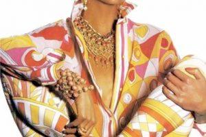 2. Linda Evangelista. Foto:vía Vogue