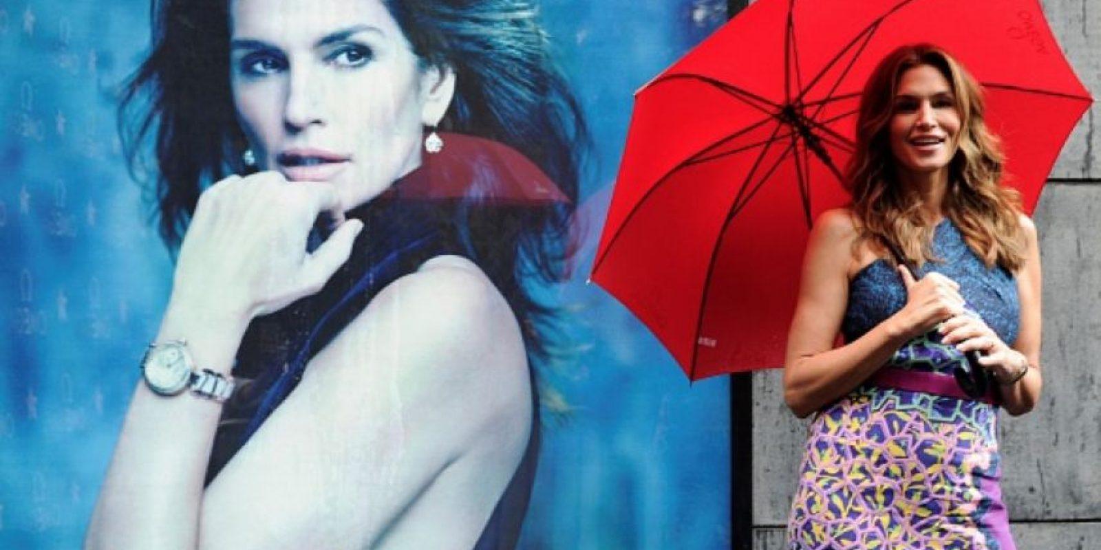 Y por supuesto, sigue siendo imagen de varias marcas de moda. Foto:vía Getty Images