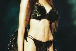 Fue una de las primeras modelos en posar para Victoria's Secret. Foto:vía Getty Images