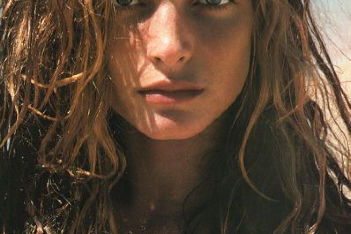 Comenzó a posar con más éxito y fue fotografiada por los mejores artistas del mundo. Foto:vía Vogue