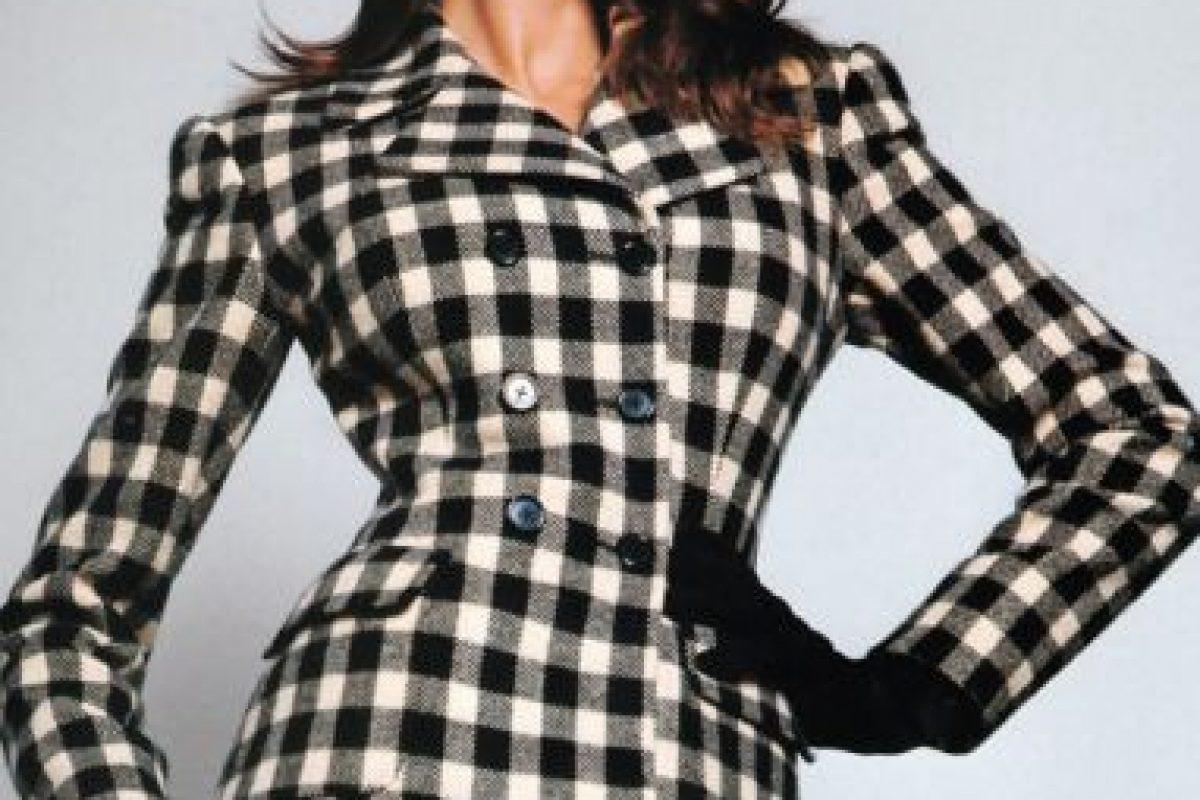 También lo hizo para Playboy. Foto:vía Vogue