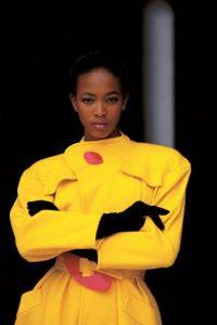 6. Naomi Campbell Foto:vía Vogue