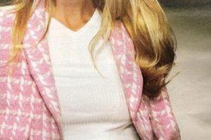 """Ha aparecido en varias películas, como """"Love Actually"""". También en varios videos musicales. Foto:vía Vogue"""