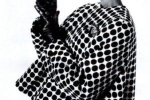 Desde ahí, comenzó a cotizarse como una de las pocas modelos negras en la industria. Foto:vía Vogue