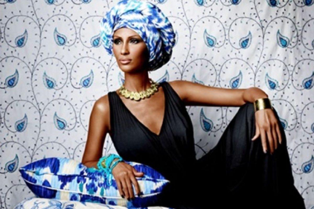 Fue presentadora de la versión canadiense. También tiene su línea de cosméticos Foto:vía Vogue