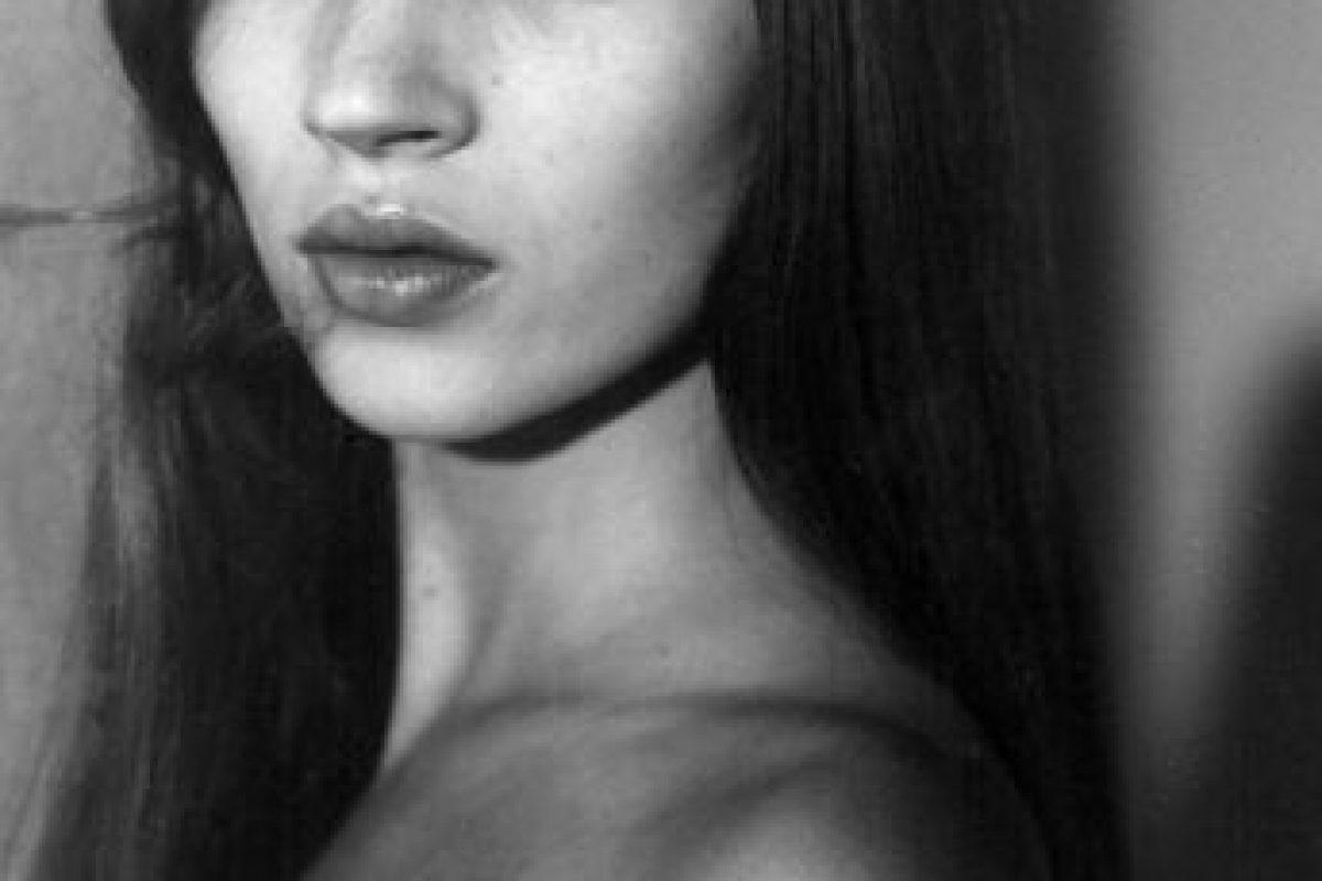 1. Kate Moss. Foto:vía Vogue