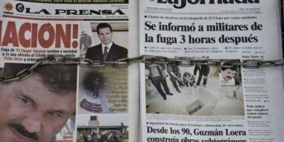 Es el líder del Cartel de Sinaloa. Foto:AFP