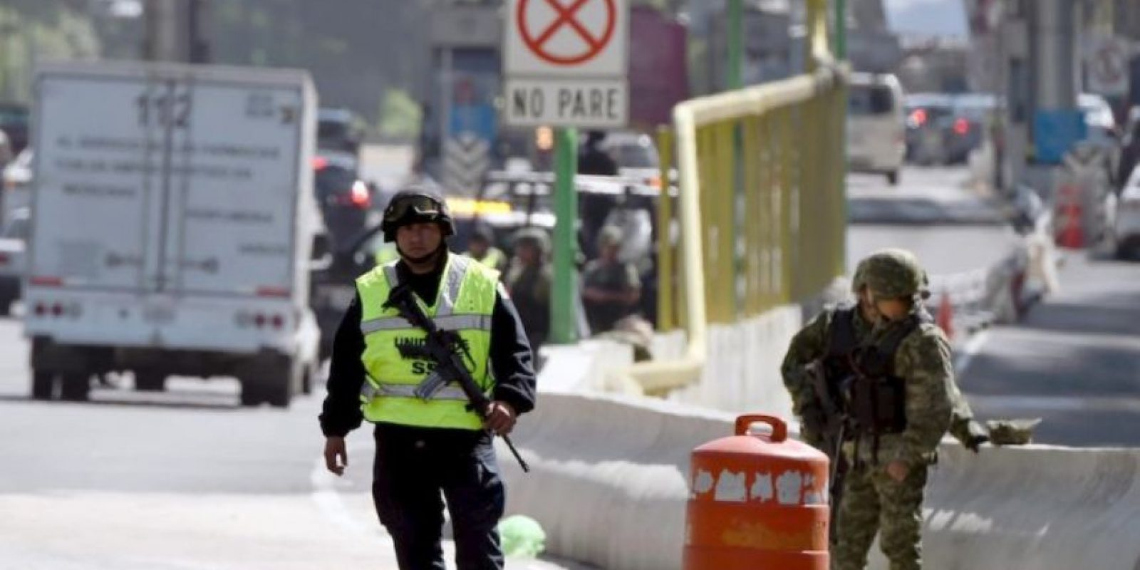 No ha sido encarcelado por el delito de narcotráfico. Foto:AFP