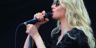 Ha sido telonera de Evanescence. Foto:vía Getty Images