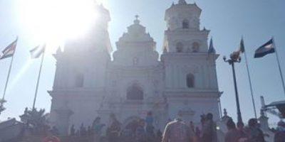 Oficializan Romería a Esquipulas como Patrimonio Intangible de la Nación