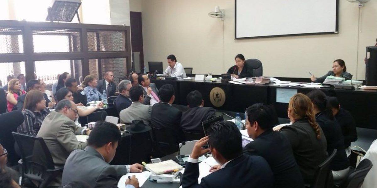 Jueza ordena al Inacif evaluar a los 14 ex militares vinculados al caso