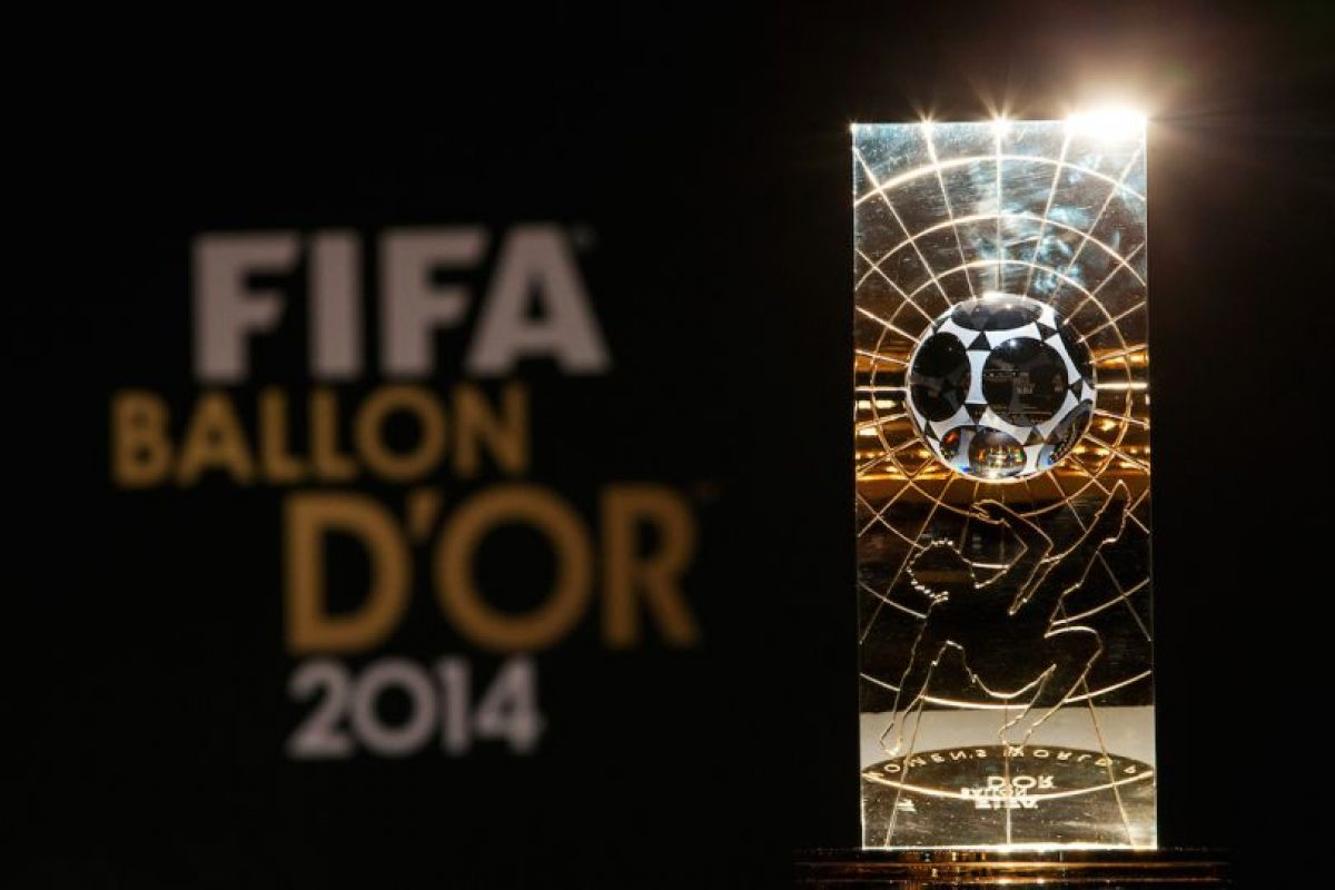 Jugadora Mundial de la FIFA Foto:Getty Images