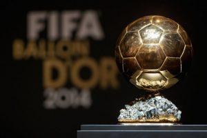 Balón de Oro de la FIFA Foto:Getty Images