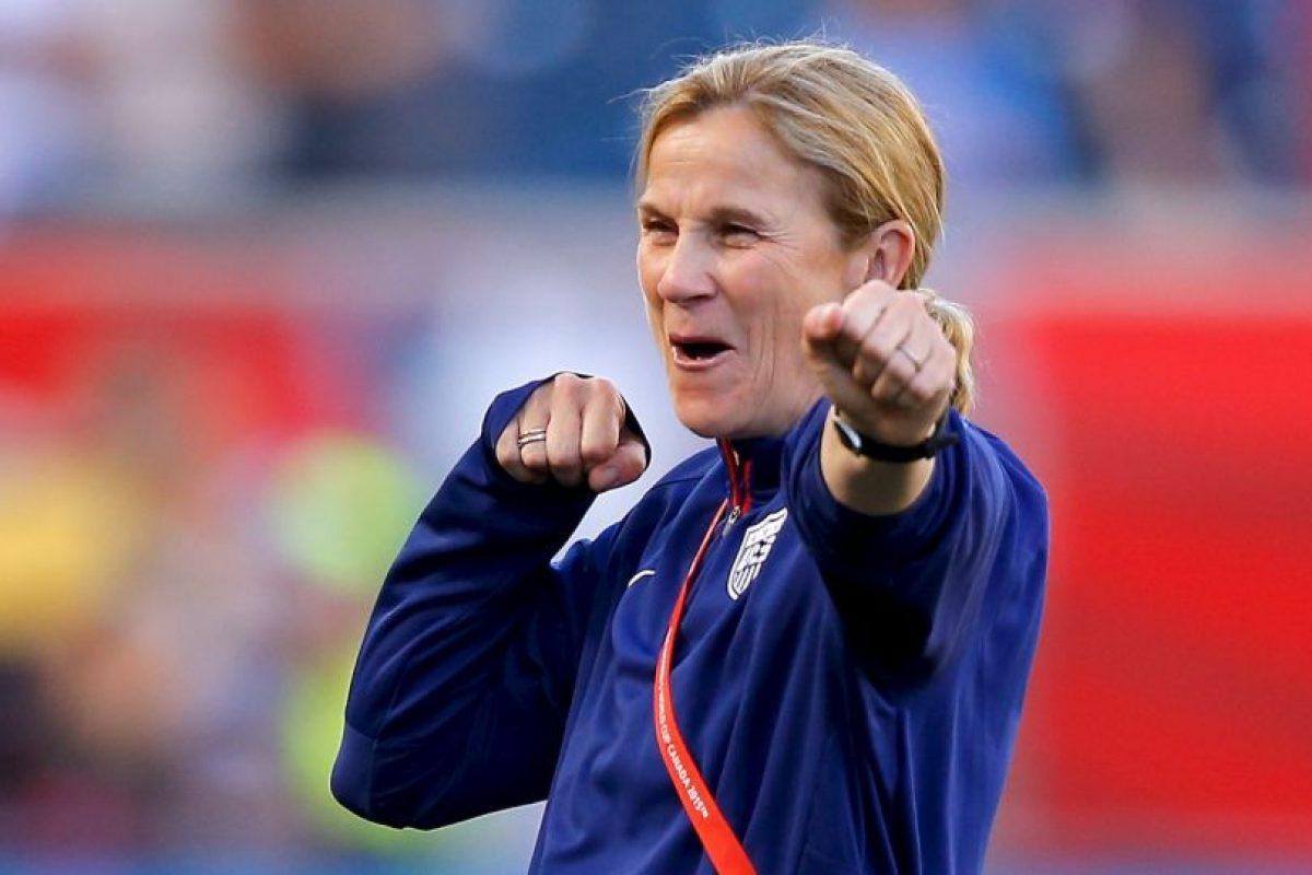 Jill Ellis (Estados Unidos) Foto:Getty Images