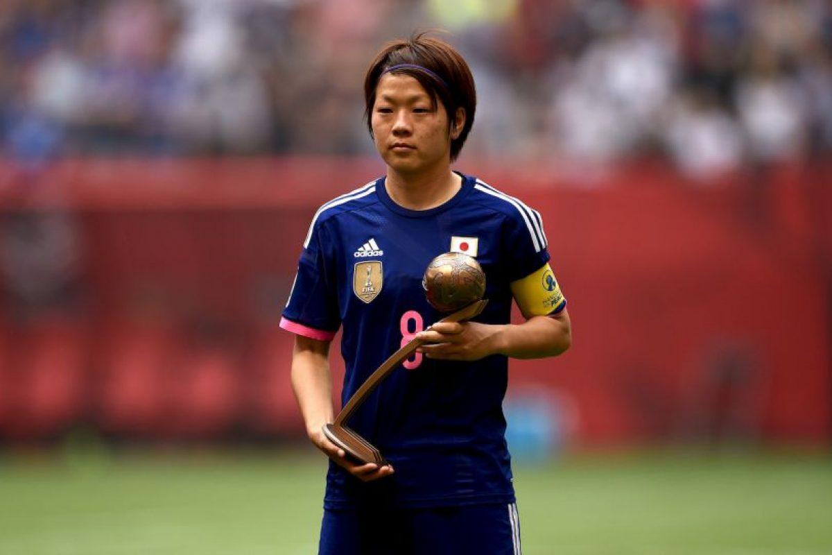 Aya Miyama (Japón) Foto:Getty Images