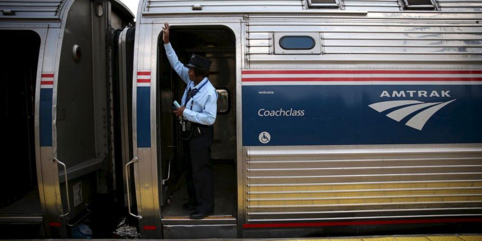 Trenes. Los accidentes a los que se puede enfrentar este medio de transporte son descarrilamientos e impactos. Foto:Getty Images