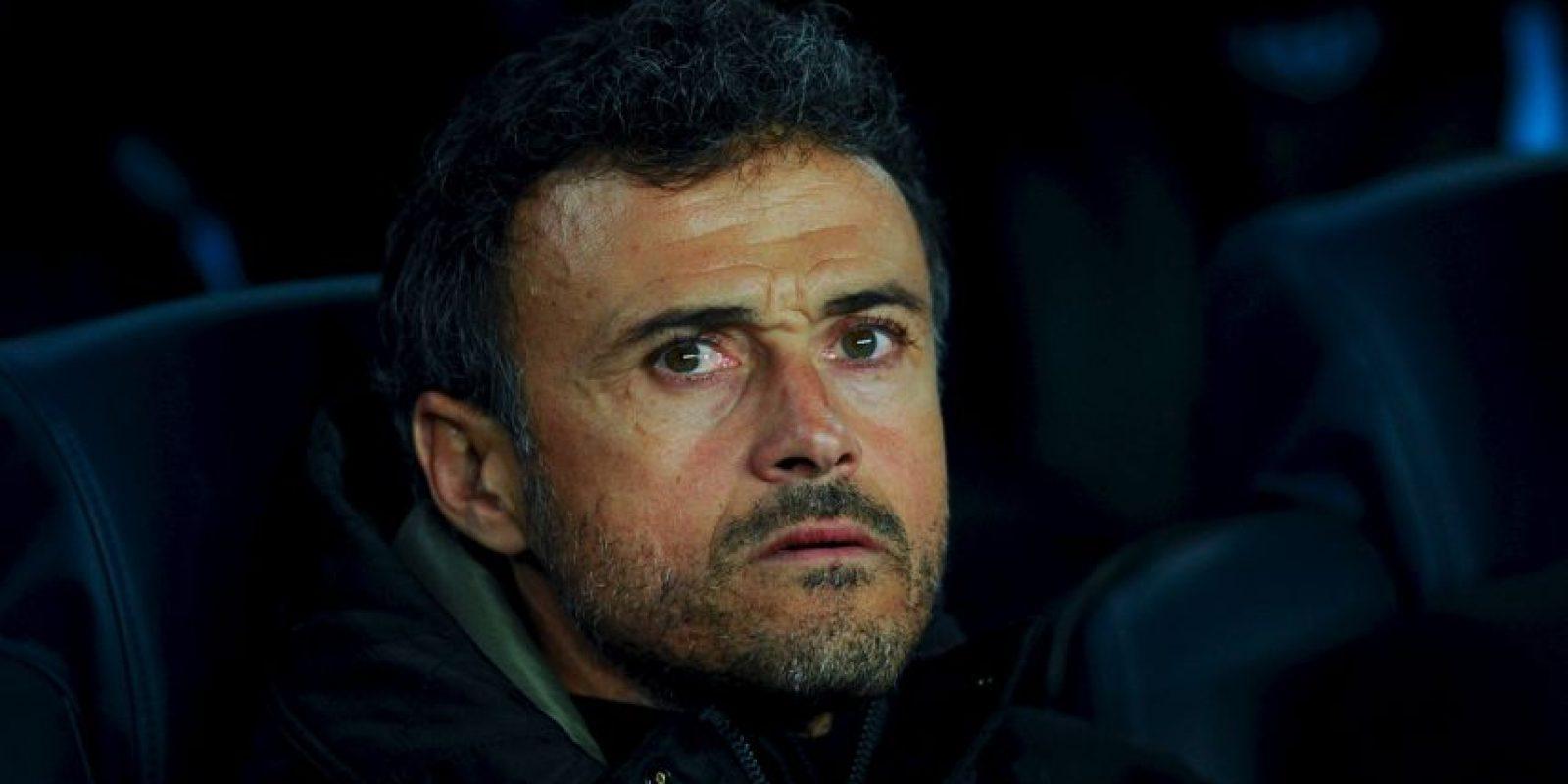 Luis Enrique (España) Foto:Getty Images