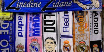 Todo el madridismo se dio cita en el Santiago Bernabéu para ver el debut del ídolo madridista. Foto:Getty Images