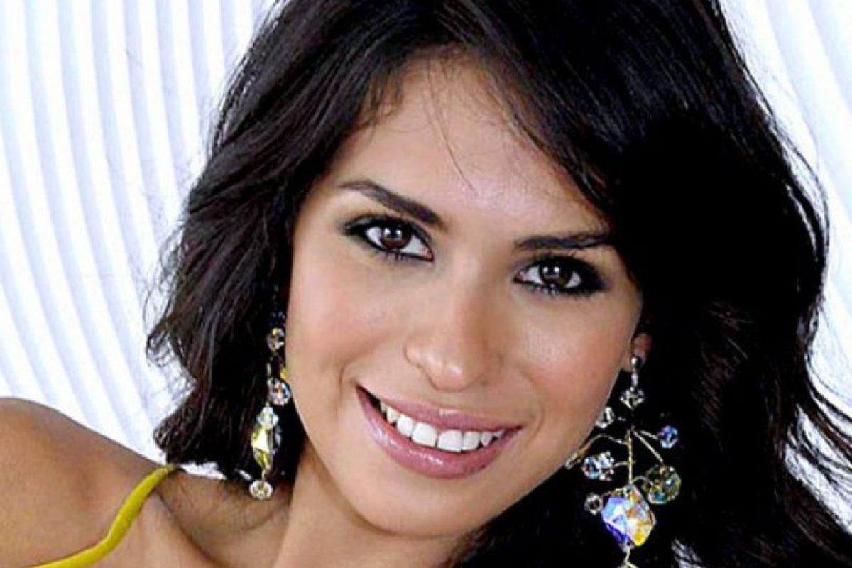 """La chica sí llegó a ganar el concurso """"Nuestra Belleza Sinaloa"""" en 2008. Foto:vía Sinaloa Deportes"""
