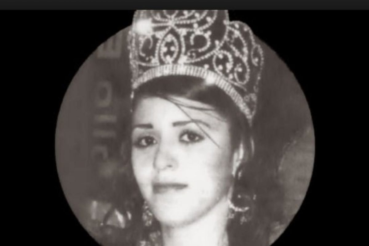 """Emma Coronel Aispuro es la última esposa de """"El Chapo"""" (la cuarta de todas las que ha tenido). Foto:vía BlogdelNarco"""
