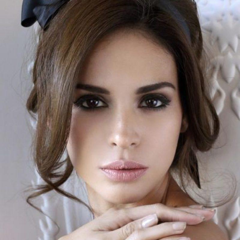 No se parece absolutamente nada a esta mujer, llamada Laura Elena Zúñiga. Foto:vía Facebook/Laura Elena Zúñiga Huizar