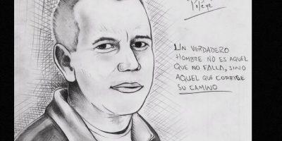 "Incluso sacó un libro el año pasado contando su historia. Foto:vía Facebook/John Jairo Velásquez Vásquez ""Popeye"""