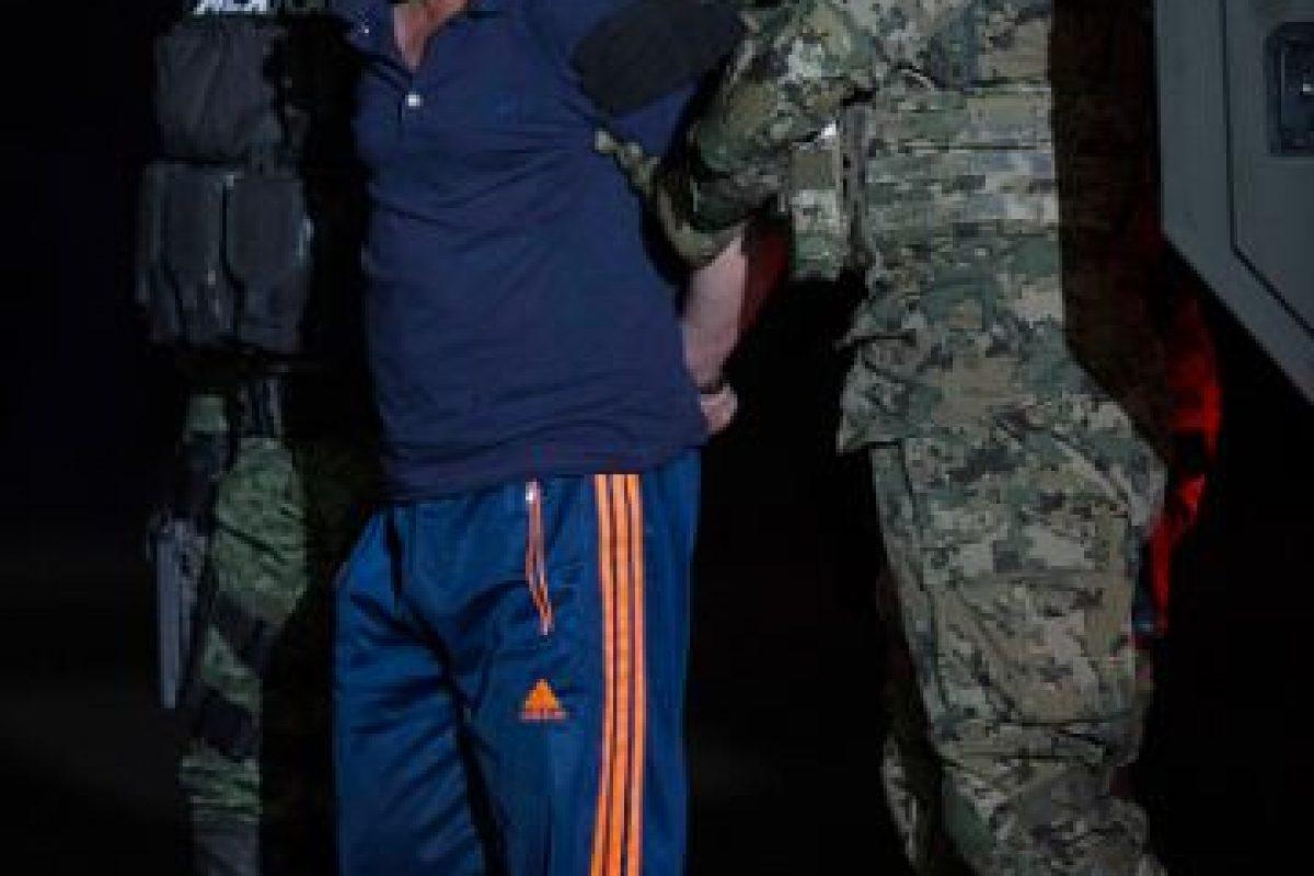El capo de las drogas se puso en contacto con Kate del Castillo para la realización de su película autobiográfica. Foto:Getty Images
