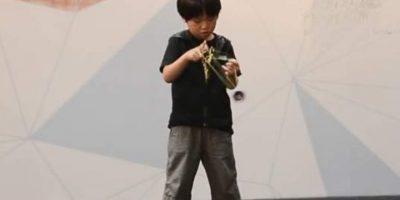 VIDEO. Pequeño de seis años muestra sus destrezas con el Yo-yo