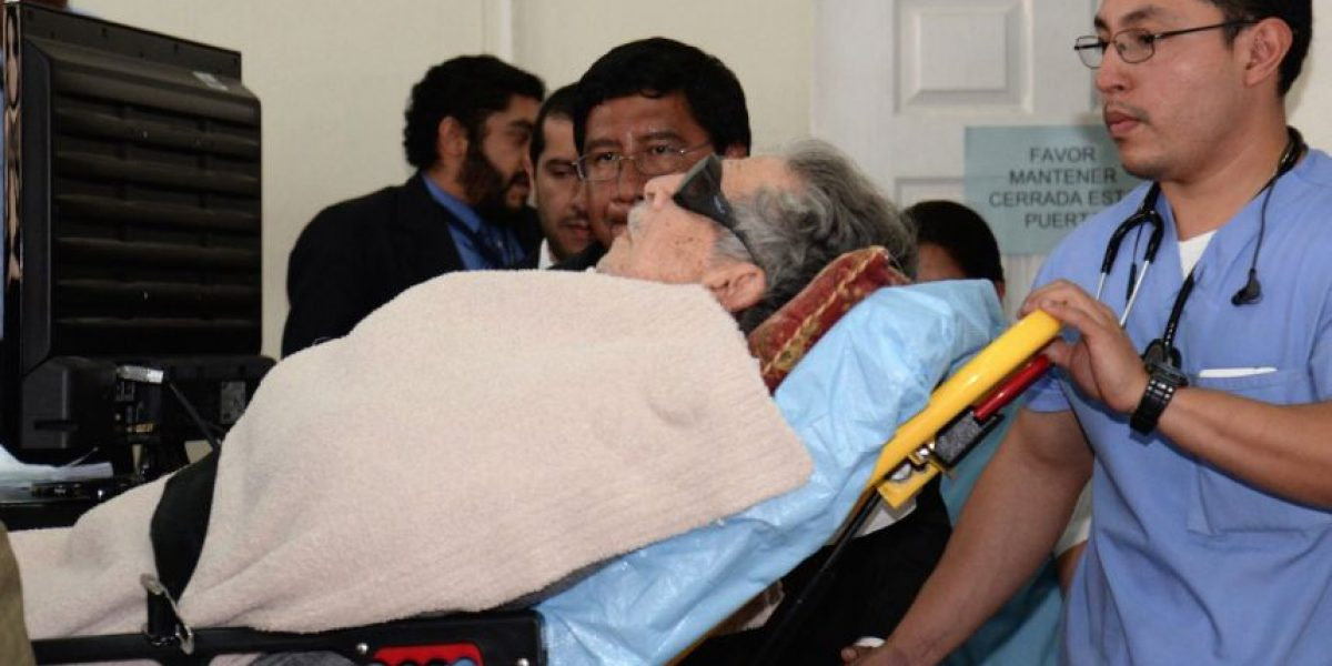Se espera el segundo juicio por genocidio en contra de Ríos Montt