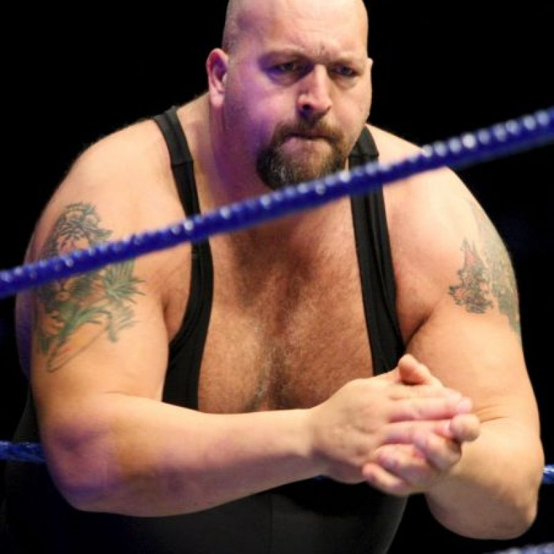 8. Big Show Foto: Getty Images
