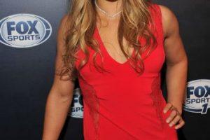 También aseguró que la atleta consumía esteroides y había participado en un video de contenido sexual. Foto:Getty Images
