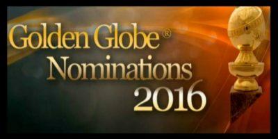 Conozcan a los nominados a los Globos de Oro 2016