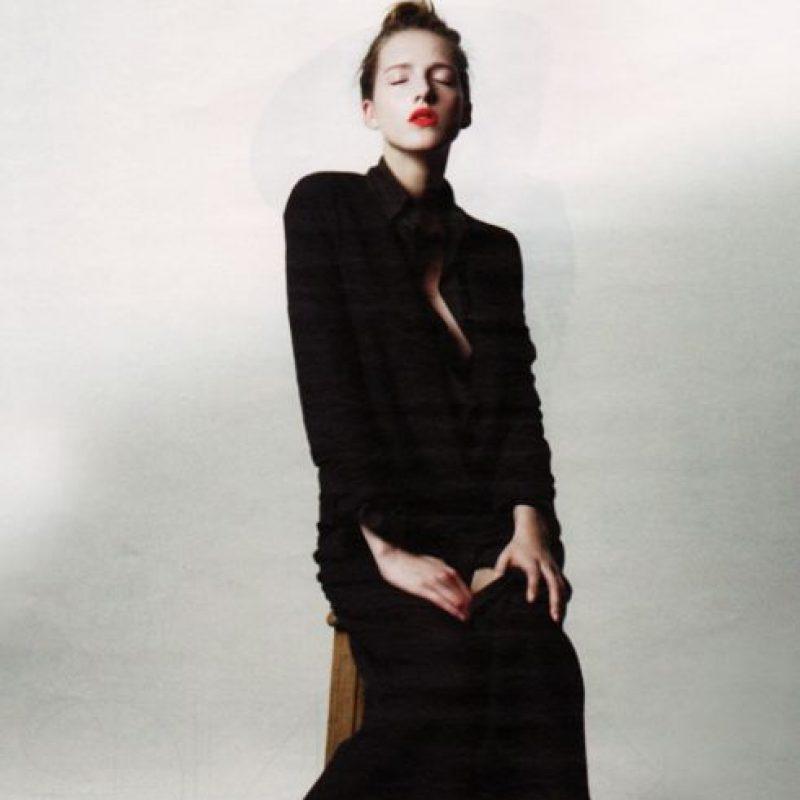 Tuvo anorexia y bulimia. Foto:vía Models.com