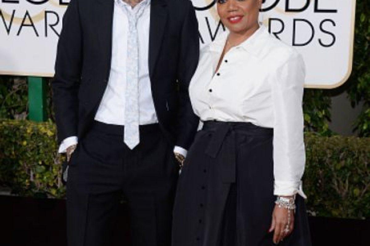 No hay opciones para las mujeres plus size, pero Peachie Wimbush debió pensar en algo que fuera mejor que un disfraz. Y de Whiz Khalifa ni hablar. Foto:vía Getty Images
