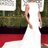 Laverne Cox, ni un solo pero a su vestido. Foto:vía Getty Images