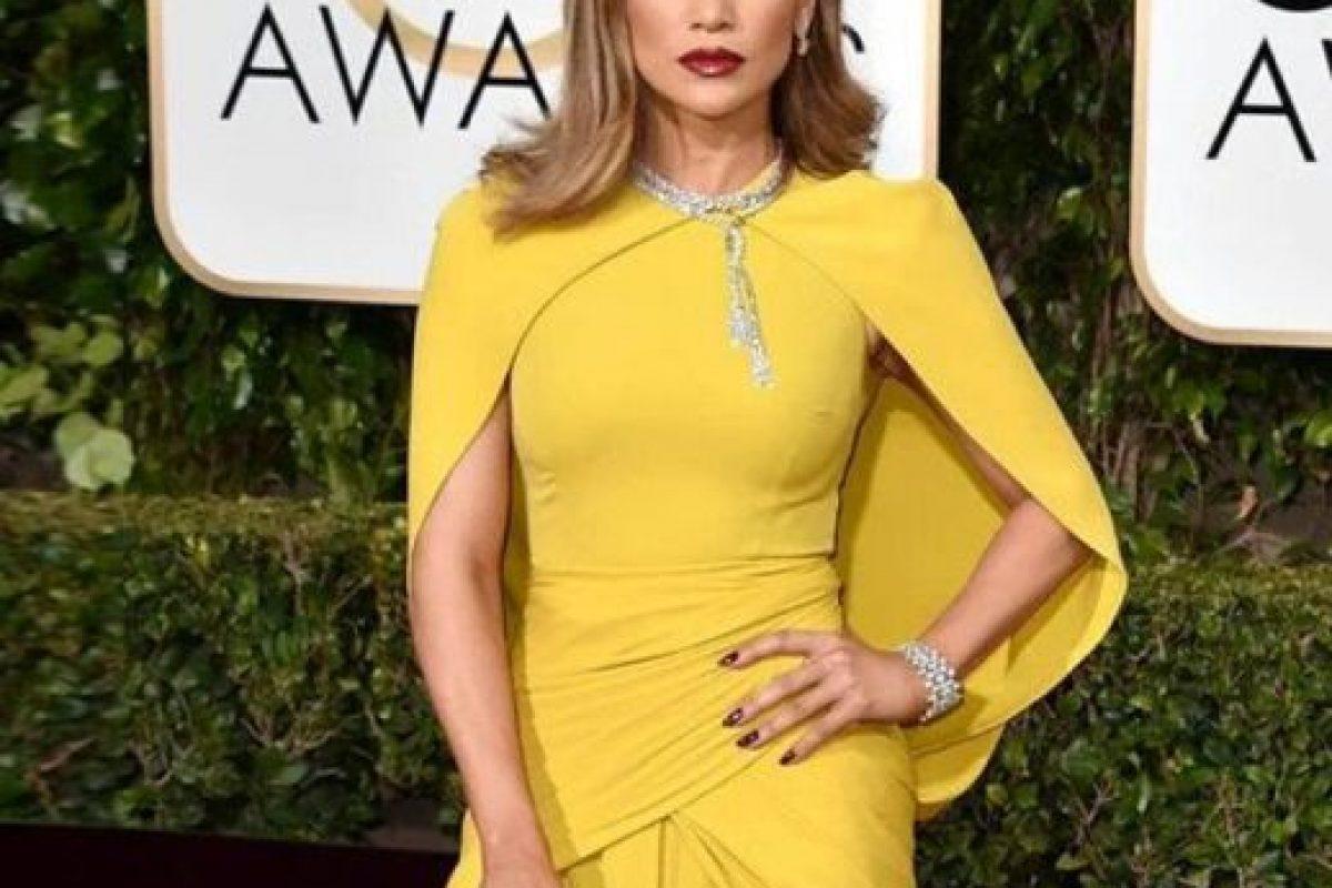 Jennifer Lopez quería ser como una actriz clásica de Hollywood. Foto:vía Getty Images