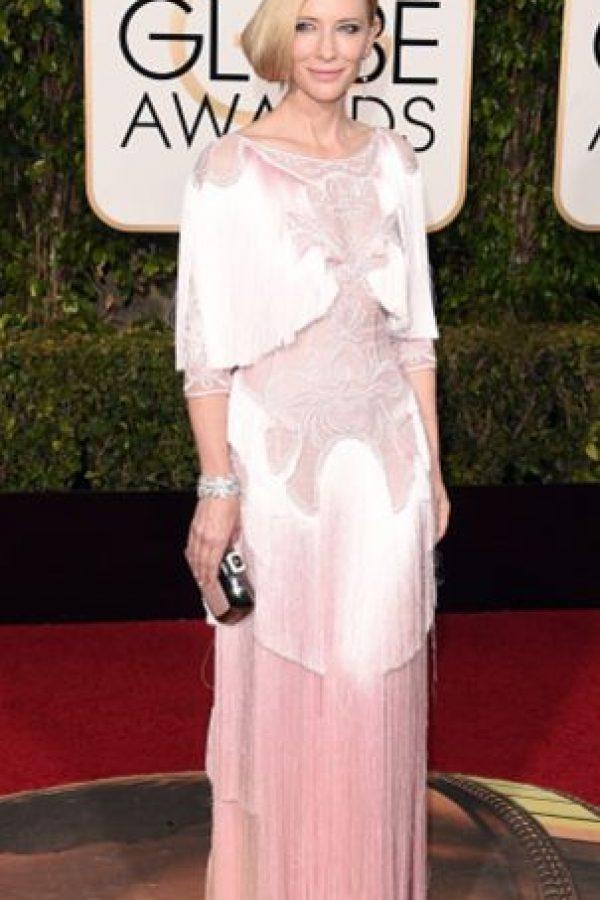 Cate Blanchett, la reina de la moda. Foto:vía Getty Images