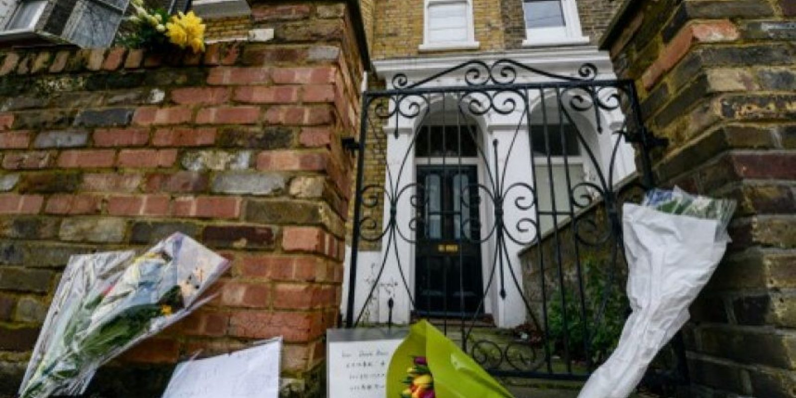 Ubicada en Brixton, Inglaterra. Foto:AFP