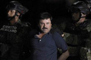 Su captura se realizó en el estado de Sinaloa, México. Foto:AFP