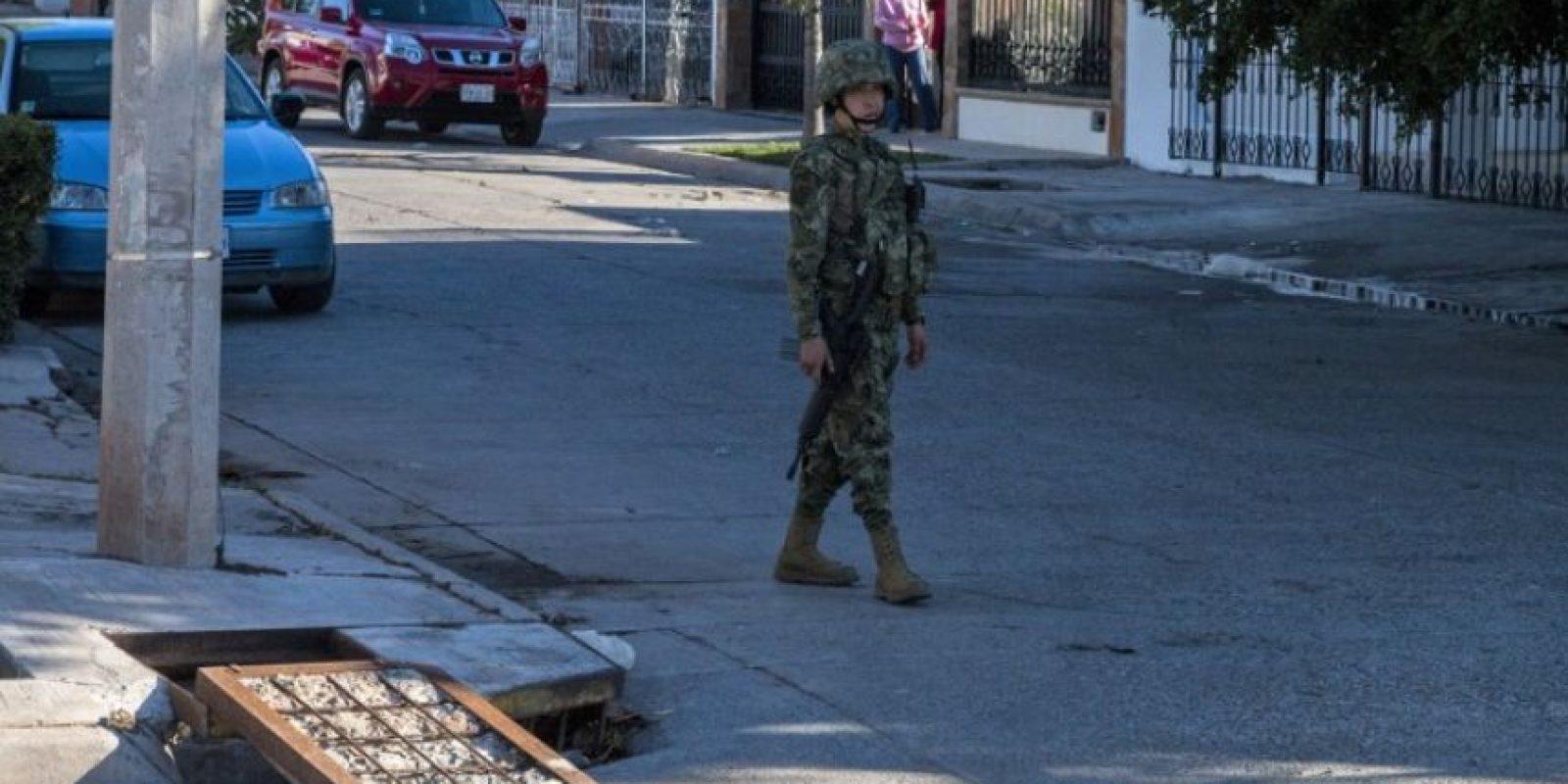 El líder del Cartel de Sinaloa fue encerrado en el penal del Altiplano, del cual escapó en 2015. Foto:AFP