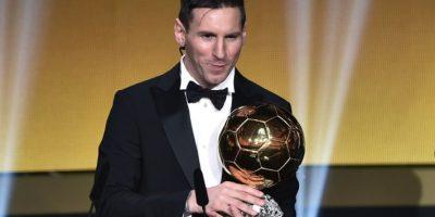 Ganadores de los Premios en la Gala FIFA 2015 #BallondOr
